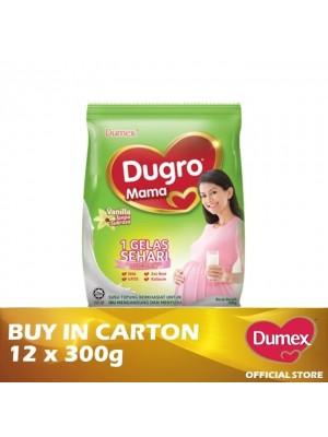 Dumex Dugro Mama Vanilla Milk Powder 12 x 300g