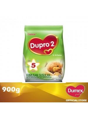 Dumex Dupro 2 Milk Powder 6 – 36 Bulan 900g