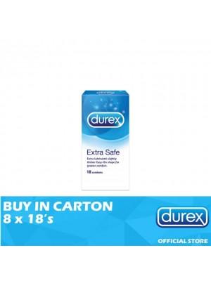 Durex Extra Safe 8 x 18's