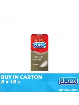 Durex Fetherlite 8 x 18's