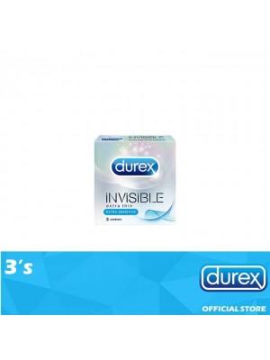 Durex Invisible Extra Sensitive 3's