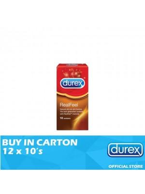 Durex Real Feel 12 x 10's