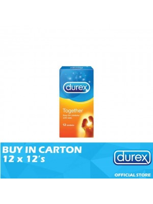 Durex Together 12 x 12's