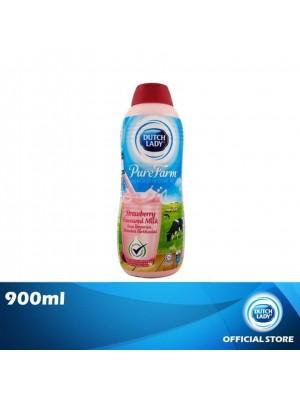 Dutch Lady Pure Farm Strawberry 900ml