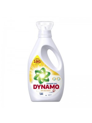 Dynamo Anti-Bacterial Power Gel 1.8L