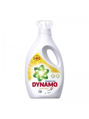 Dynamo Anti-Bacterial Power Gel 2.7L