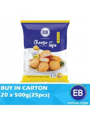 EB Cheese Tofu 20 x 500g(25pcs)