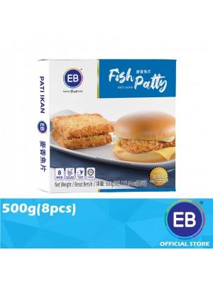 EB Fish Patty 500g(8pcs)