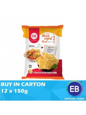 EB Fried Bean Curd Sheet 12 x 150g