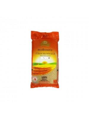 Ecobrown's Steam Brown Rice 2kg
