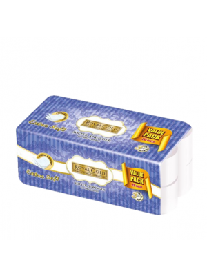 Royal Gold Elegant 220's Toilet Roll 20r
