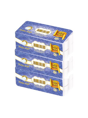 Royal Gold Elegant Toilet Roll 3x10'r 220's
