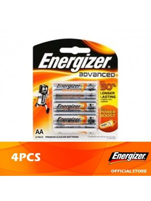Energizer Advanced AA 4pcs