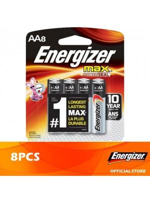 Energizer Max AA 8pcs