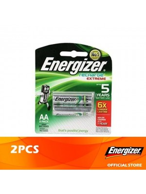 Energizer Recharge Extreme AA 2300MAH 2pcs
