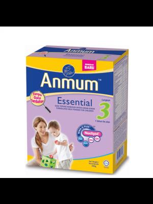 Anmum Essential Step 3 Plain 500g
