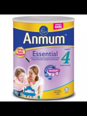 Anmum Essential Step 4 Plain 1.5kg
