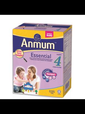 Anmum Essential Step 4 Plain 500g