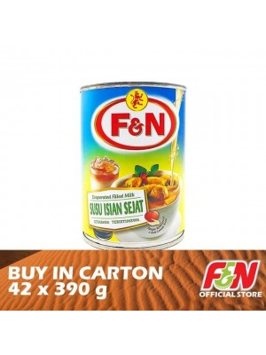 F&N Evaporated Filled Milk 42 x 390g