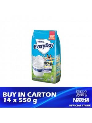 Everyday Farm Milk Powder Softpack 14 x 550g