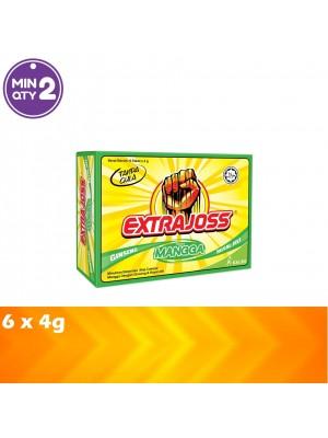 Extrajoss Mango 6 x 4g