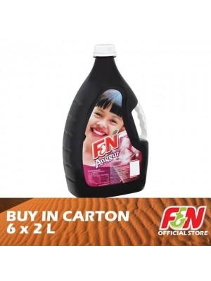 F&N Grape 6 x 2L