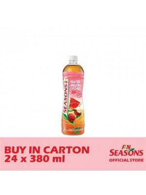 F&N Seasons WaterMelon Lychee PET 24 x 380ml