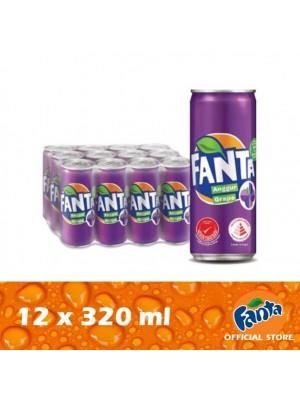 Fanta Grape 12 x 320ml [Essential]