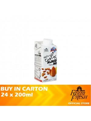 Farm Fresh UHT Almond Milk Original 24 x 200ml