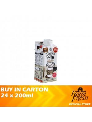 Farm Fresh UHT Cafe Latte Milk 24 x 200ml