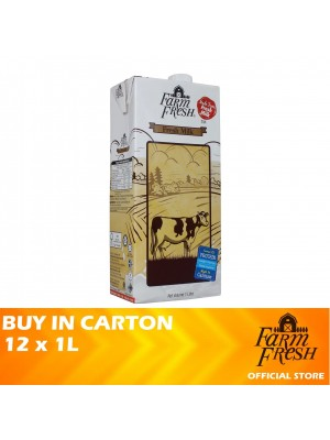 Farm Fresh UHT Fresh Milk 12 x 1L