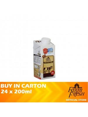 Farm Fresh UHT Fresh Milk 24 x 200ml