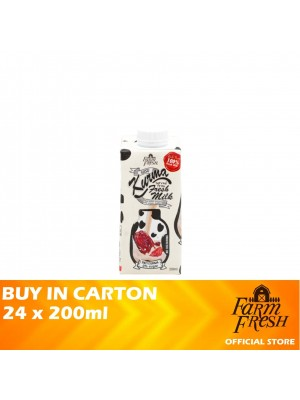 Farm Fresh UHT Kurma Milk 24 x 200ml