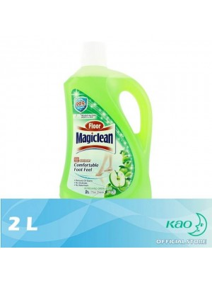 Magiclean Floor Clean - Green Apple 2L