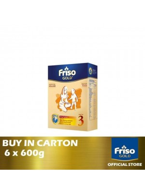 Friso Step 3 6 x 600g