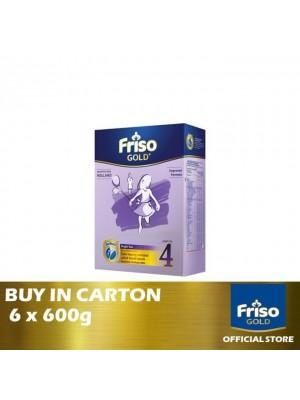 Friso Step 4 6 x 600G