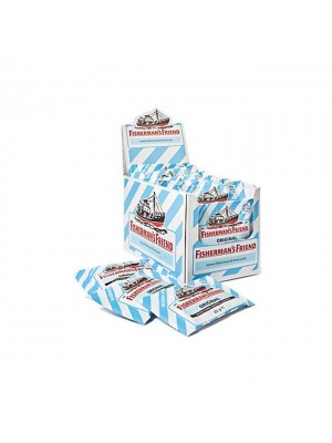 Fisherman's Friend Sugar Free Original 24x25g(21 Lozenges)