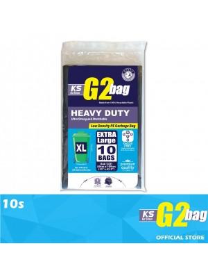 G2 Garbage Bag Heavy Duty XL 10s
