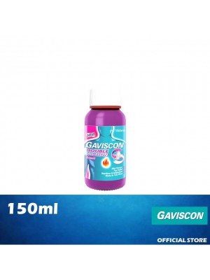 Gaviscon Double Action Liquid 150ml