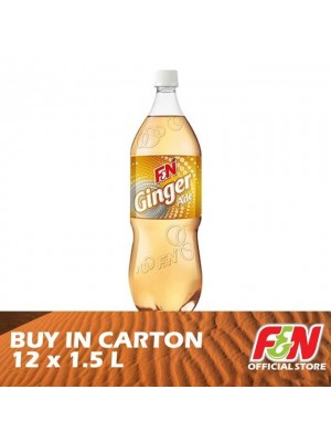 F&N Ginger Ade PET 12 x 1.5L