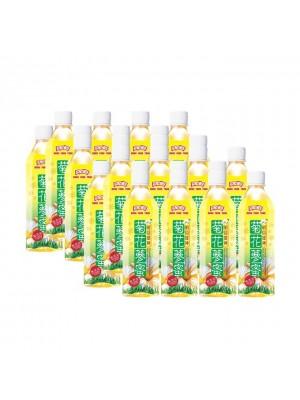 Hung Fook Tong Ginseng Chrysanthemum with Honey Drink 24x500ml