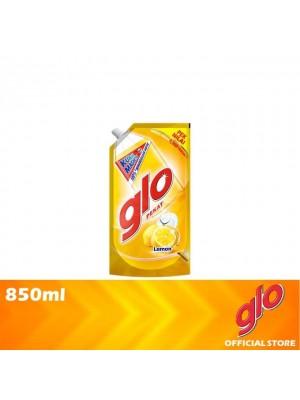 Glo Active Foam Lemon Dishwashing Liquid Refill 850ml