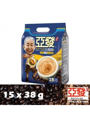 Ah Huat White Coffee Gold Medal 15 x 38g