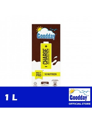 Goodday UHT Charge Tetra 1L