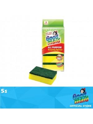 Goodmaid Scouring Sponge 5s