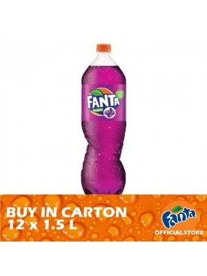 Fanta Grape PET 12 x 1.5L