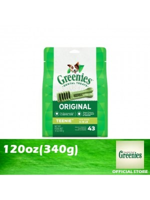 Greenies Treat Pak Canine Teenie 12oz(340g)