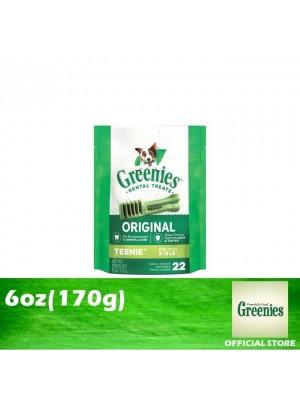 Greenies Treat Pak Teenie 6oz(170g)