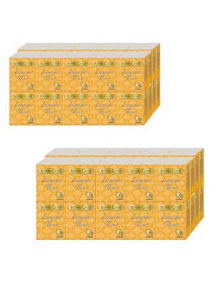 Royal Gold Hanky Pack 4 in 1 x2