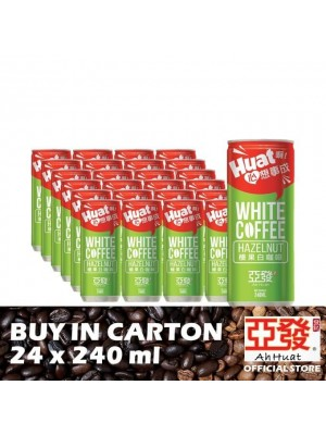 Ah Huat Hazelnut 24 x 240ml